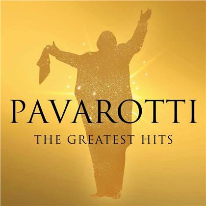 Luciano Pavarotti - Greatest Hits (3 CDs)