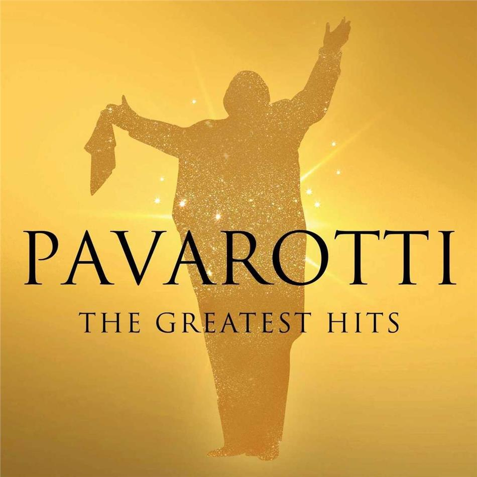 Luciano Pavarotti - Greatest Hits (3 CDs)