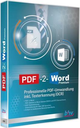 PDF-2-Word Premium