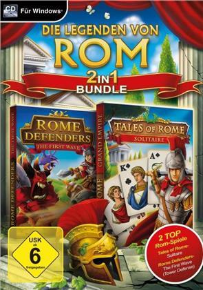 Legenden von Rom 2in1 Bundle