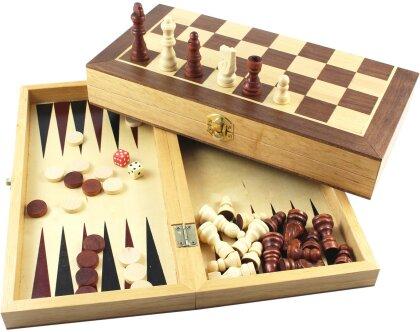 Schach/Dame/Backgammon