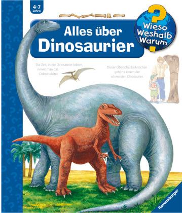 Alles über Dinosaurier - Wieso? Weshalb? Warum?