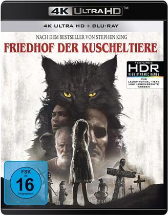 Friedhof der Kuscheltiere (2019) (4K Ultra HD + Blu-ray)