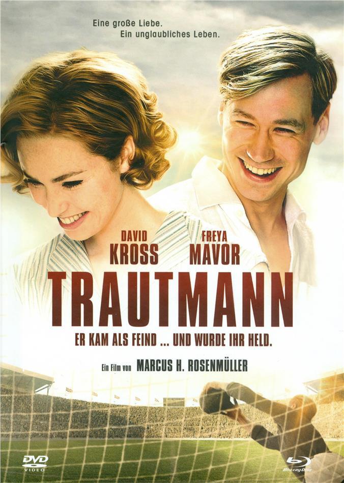 Trautmann (2018) (Mediabook, Blu-ray + DVD)