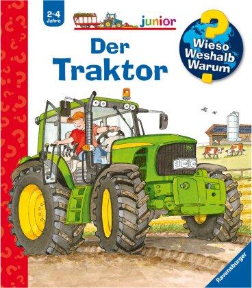Der Traktor - Wieso? Weshalb? Warum?