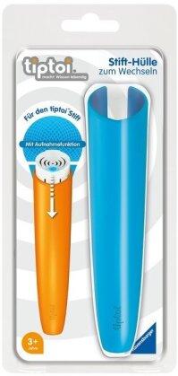tiptoi - Stifthülle zum Wechseln (in blau) für den tiptoi Stift mit Aufnahmefunktion