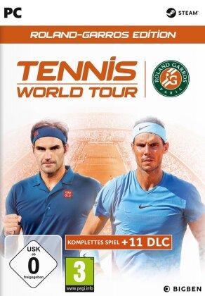 Tennis World Tour - (Roland Garros Edition)