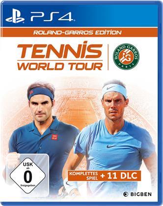 Tennis World Tour - (German Roland Garros Edition)