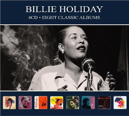 Billie Holiday - Eight Classic Albums (Digipack, 4 CDs)