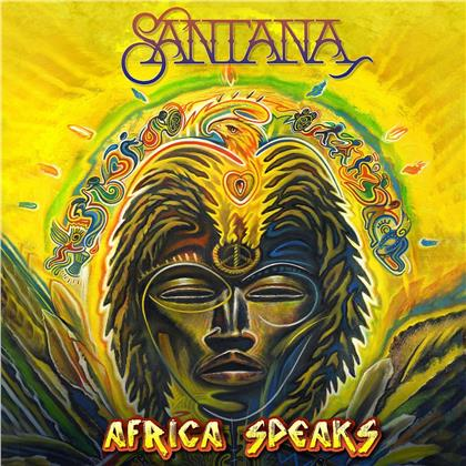 Santana - Africa Speaks (Gatefold, 2 LPs)