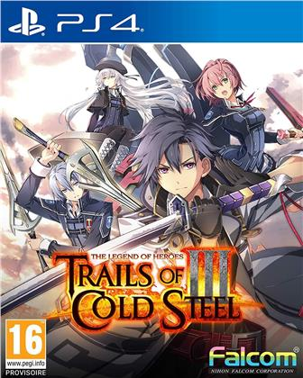 The Legend of Heroes - Trails of Cold Steel III (Day One Edition)