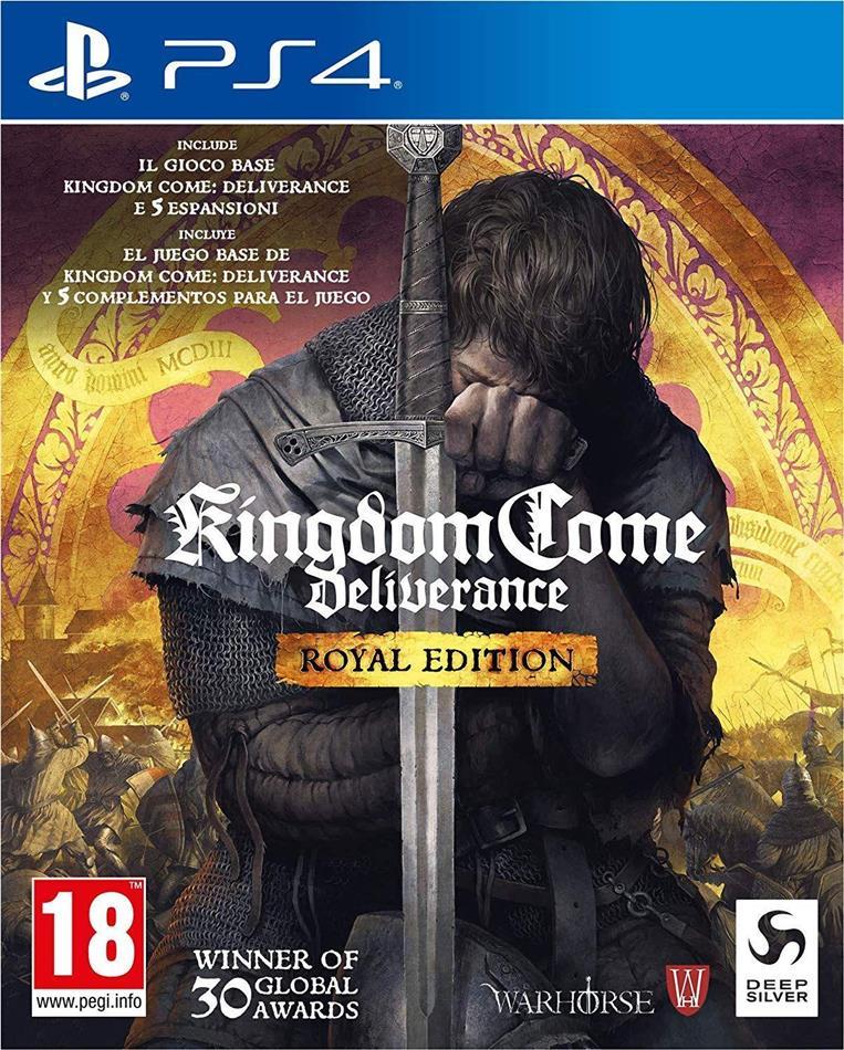 Kingdom Come Deliverance (Royal Edition)