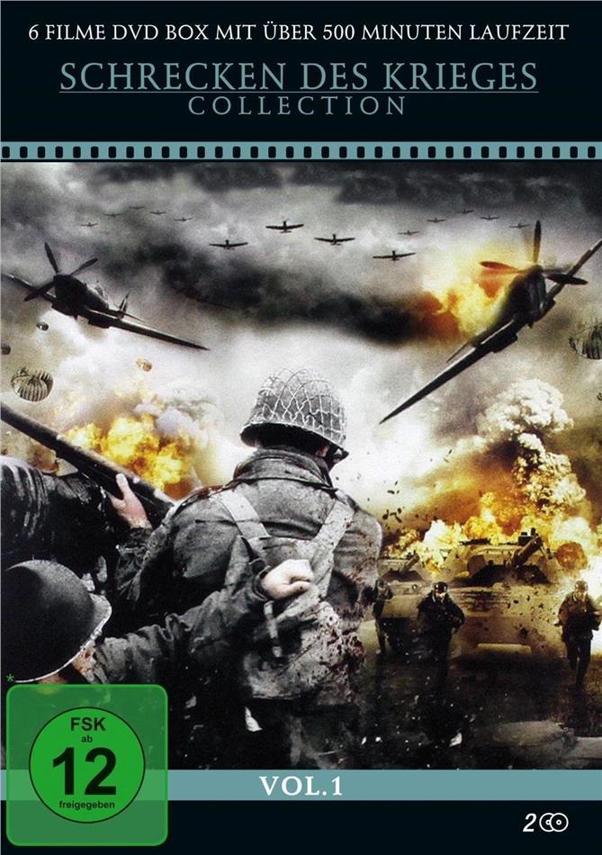 Schrecken des Krieges - Collection Vol. 1 (2 DVDs)