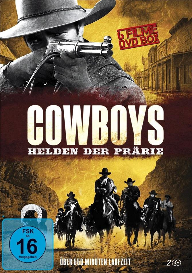 Cowboys – Helden der Prärie (2 DVDs)