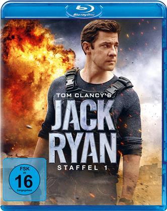 Jack Ryan - Staffel 1 (2 Blu-rays)