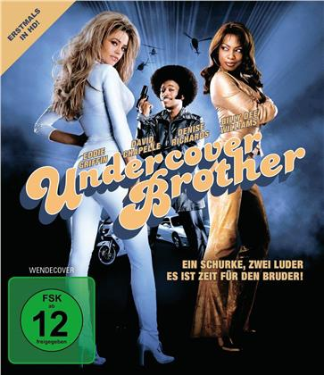 Undercover Brother (2002)
