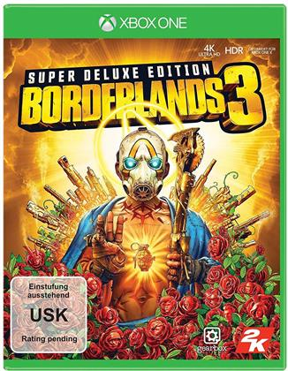 Borderlands 3 (German Super Deluxe Edition)