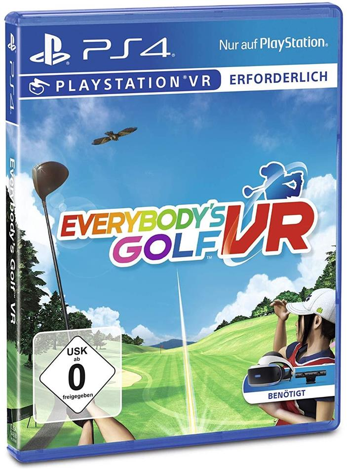 Everybodys Golf VR (German Edition)