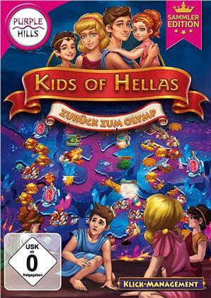 Kids of Hellas - Zurück zum Olymp (Sammler Edition)