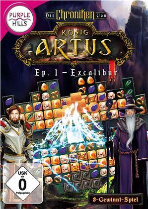 Die Chroniken von König Artus - Episode 1 - Excalibur