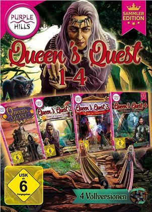 Queens Quest 1-4 (Sammler Edition)