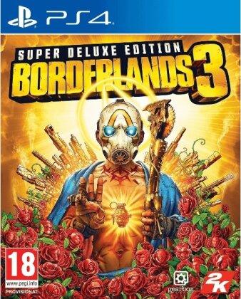 Borderlands 3 (German Super Deluxe Edition)