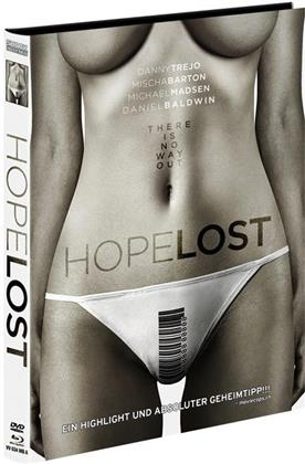 Hope Lost (2015) (Cover A, Limited Ultimate Edition, Mediabook, Uncut, Blu-ray + DVD)