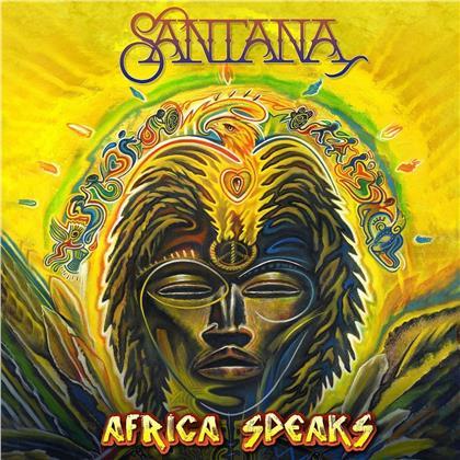 Santana - Africa Speaks (HQCD Edition)