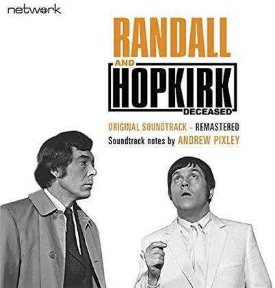 Andrew Pixley - Randall & Hopkirk - OST (Versione Rimasterizzata, 3 CD)