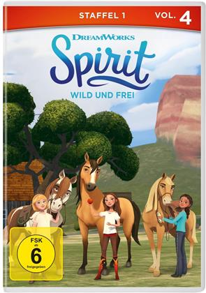 Spirit - Wild und Frei - Staffel 1 - Vol. 4