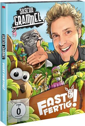 Sascha Grammel - Fast Fertig! (2 DVDs)