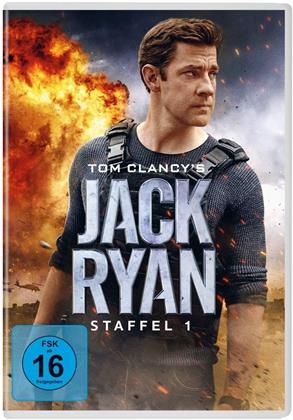 Jack Ryan - Staffel 1 (3 DVDs)