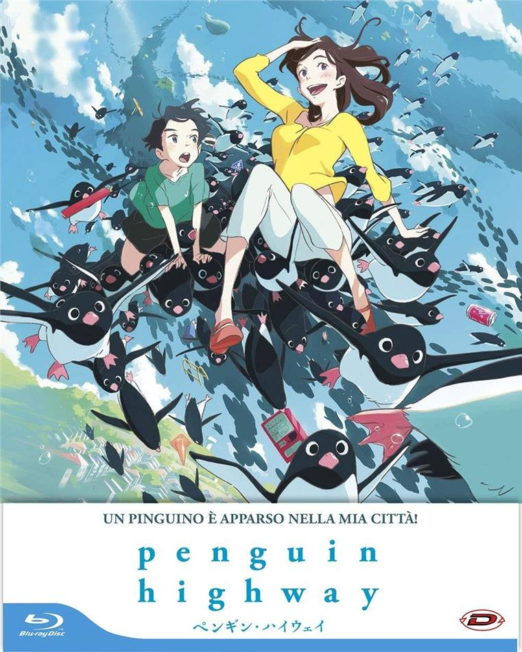Penguin Highway (2018) (First Press)