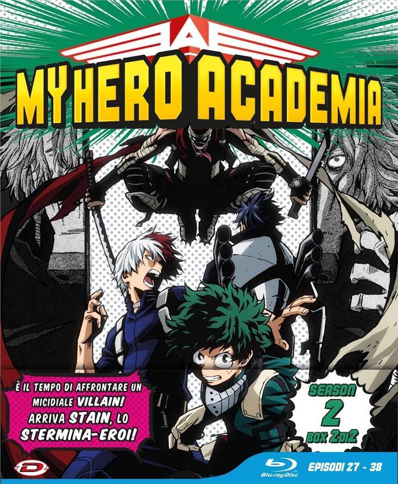 My Hero Academia - Stagione 2 - Box 2 (Edizione Limitata, 3 Blu-ray)