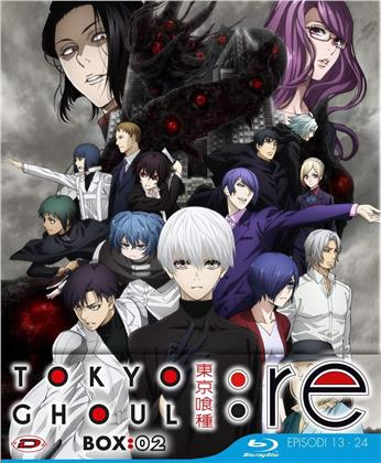Tokyo Ghoul: Re - Stagione 3 - Box 2 (Limited Edition, 3 Blu-rays)