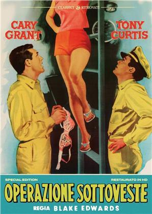 Operazione Sottoveste (1959) (Restaurato in HD, Classici Ritrovati, Edizione Speciale)
