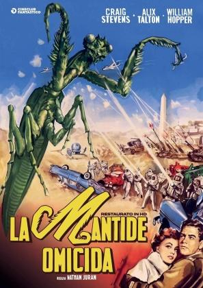 La mantide omicida (1957) (restaurato in HD, s/w)