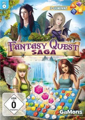 GaMons - Fantasy Quest Saga