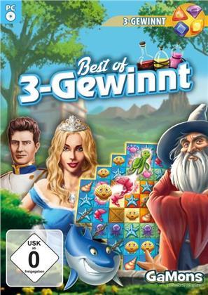 GaMons - Best of 3-Gewinnt