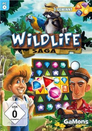 GaMons - Wildlife Saga