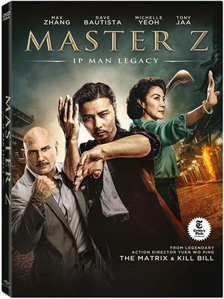 Master Z - Ip Man Legacy (2018)