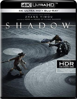 Shadow (2018) (4K Ultra HD + Blu-ray)