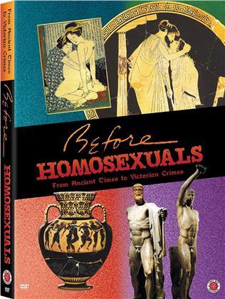Before Homosexuals (2017)