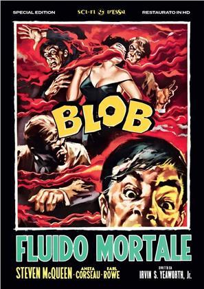 Blob - Fluido Mortale (1958) (restaurato in HD, Sci-Fi d'Essai, Special Edition)