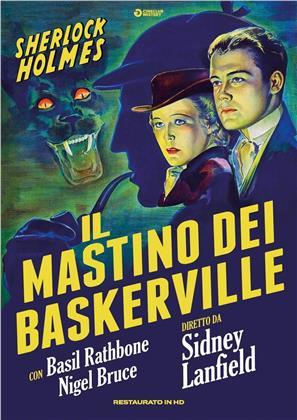 Sherlock Holmes - Il Mastino dei Baskerville (1939) (Restaurato in HD, Cineclub Mistery, n/b)