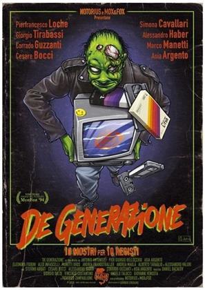 De Generazione (1994) (Italia Segreta, Neuauflage)