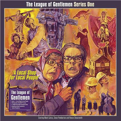 League Of Gentlemen - Series One 'A Local Shop For Local People (Clear Vinyl, 3 LPs)