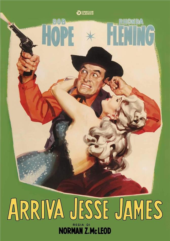 Arriva Jesse James (1959) (Cineclub Classico)
