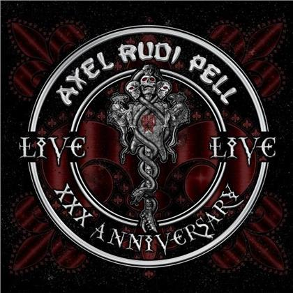 Axel Rudi Pell - XXX Anniversary Live (3 LPs + 2 CDs)