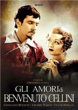 Gli amori di Benvenuto Cellini (1934) (Cineclub Classico, s/w)